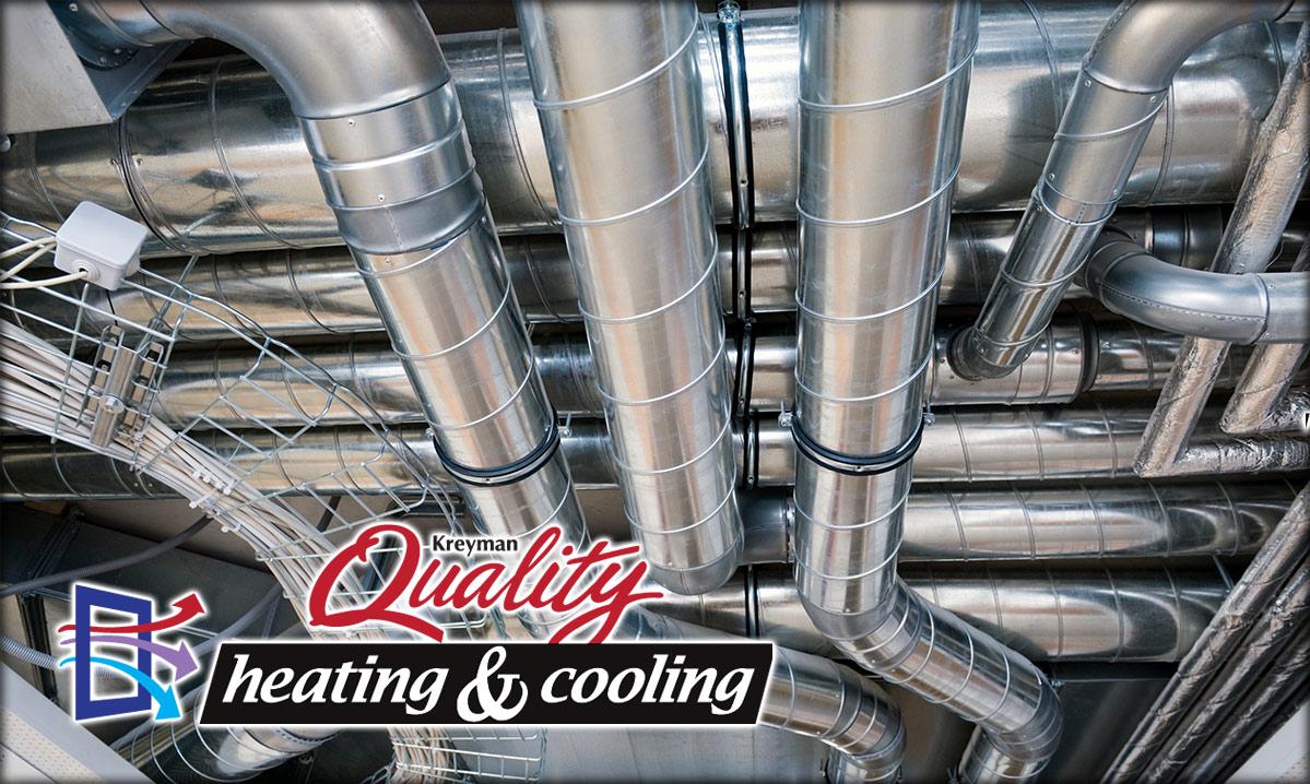 Industrial Cooling Duct : Hvac design new construction retrofit replacement