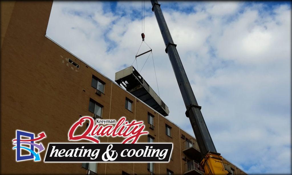 Roof Top Units Rtu Amp Boilers Kreyman Quality Heating